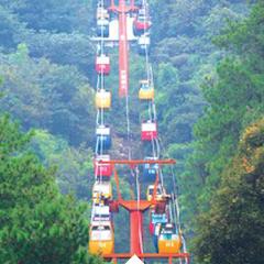 Jinyun Mountain cableway